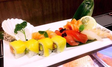 Menu cena con sushi All you can eat per 2 persone al ristorante Yami Sushi Experience, Monza (sconto fino a 47%)