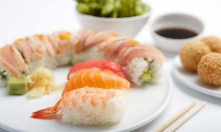Sushi All you can eat per 2 persone al ristorante Yama Sushi nel centro di Como (sconto fino a 30%)