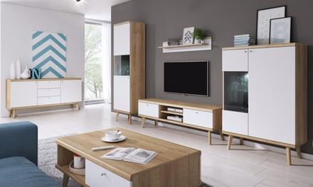 selection de meubles de sejour scandinaves avec ou sans led livraison offerte