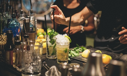 Up to AED 450 Toward Food and Drink or Party Package for Up to 12 at Jazz N Fizz, Sofitel Abu Dhabi (Up to 56% Off*)