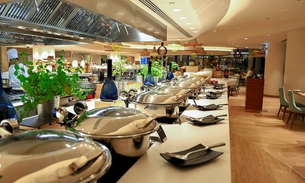 Choice of Meal for Up to Eight at Vibe at 5* The Retreat Palm (Up to 59% Off)*
