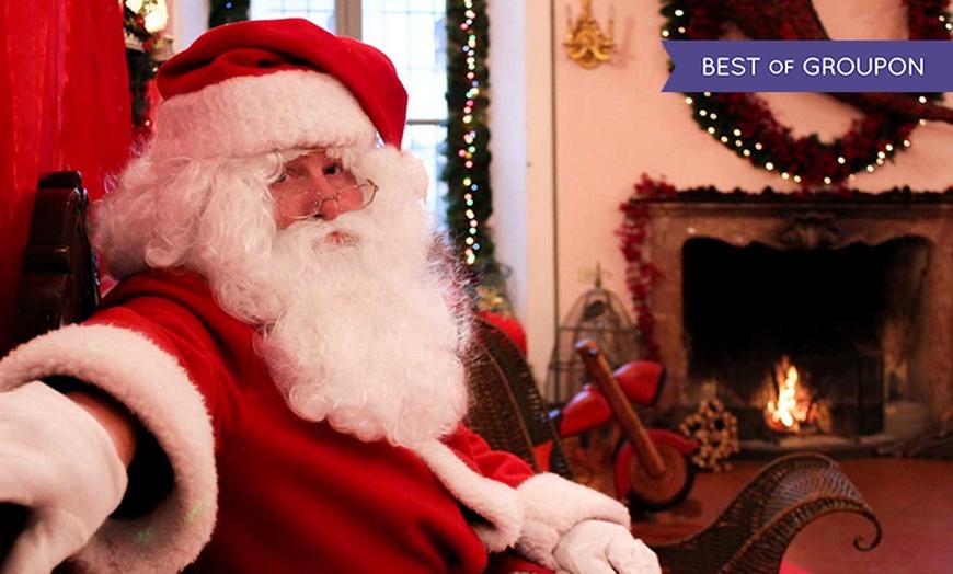 Non pensiate che i bimbi si siano annoiati! La Casa Bergamasca Di Babbo Natale A Gandino Groupon