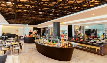 Lunch or Saturday Dinner Buffet with Drinks at 5* Sofitel Abu Dhabi Corniche (Up to 60% Off)