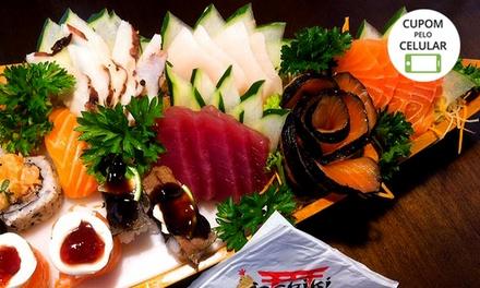 Rodízio japonês básico ou especial para 1, 2 ou 4 pessoas no Yoshiki Sushi   São Caetano