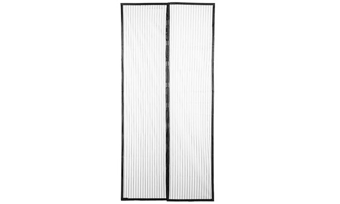 Magnetic Mesh Door Curtain Livingsocial Shop