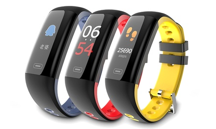 Smartwatch Smartech Bluetooth con cardiofrequenzimentro disponibile in vari colori