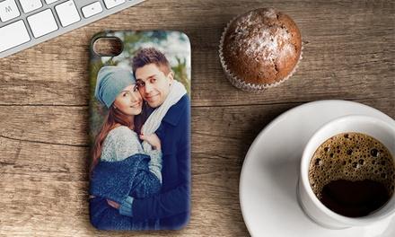 Fino a 4 cover personalizzate per smartphone iPhone o Samsung Galaxy con Photo Gifts