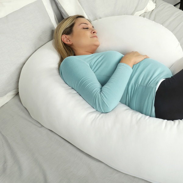 pharmedoc full body pregnancy pillow and maternity support