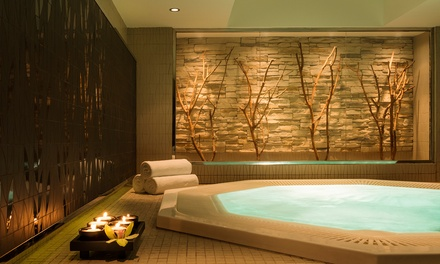 Spa Treatment with Beach and Pool Access for One or Two at Heavenly Spa at 5* The Westin Dubai (Up to 60% Off)