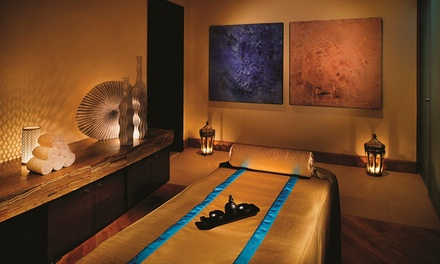60 Minute Spa Treatment with Gym and Pool Access, and Optional Facial or Body Scrub at Saray Spa (Up to 71% Off)