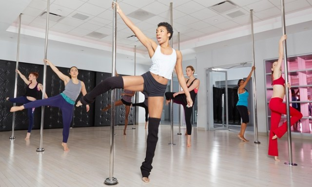 Sexy Pole Fitness Party - Vertical Bliss Fitness LLC | Groupon