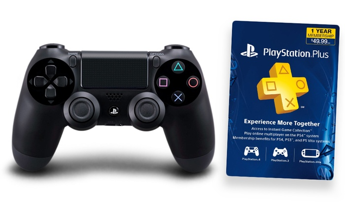 playstation plus login