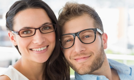 Occhiali completi, con lenti monofocali o progressive, o cambio lenti al centro Ottica Miro 2 (sconto fino a 83%)