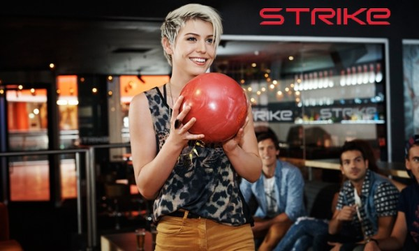 Strike Bowling Bar: 2 Games - Strike Bowling (HQ) | Groupon