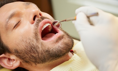 Dental Checkup with Exam, X-Rays, and Cleaning for One or Two at Dental By Design ($855 Off)