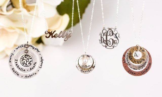 Image result for Personalized Jewelry