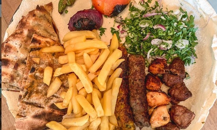 Up to AED 300 to Spend on Arabic Food and Drinks at Bait Omi (Up to 51% Off)