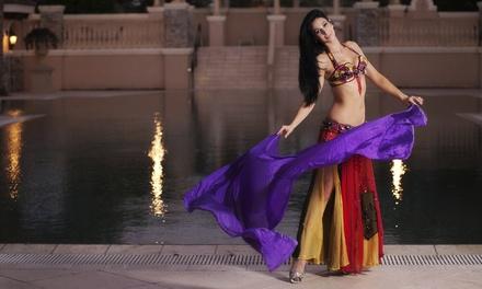 Studio Tahira Said   Centro: 1 ou 3 meses de dança do ventre, dança de salão ou stiletto