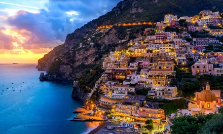 Golfo di Napoli: fino a 3 notti con piscina e solariumper 2 persone + cena opzionale presso Hotel Europa 4*