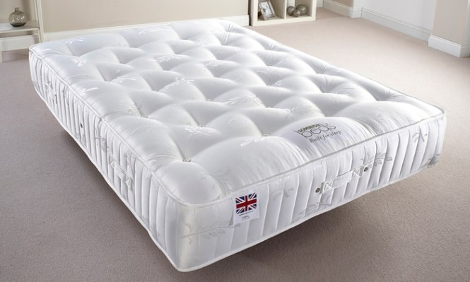 Groupon Goods Global Gmbh 3000 Optimum Pocket Sprung Mattress With Free Delivery