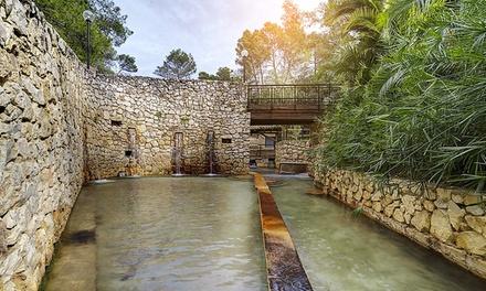 Montevago: 1 o 2 notti per 2 persone con colazione e piscina presso Terme Acqua Pia