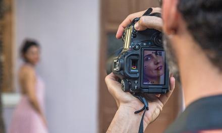Shooting fotografico con scatti illimitati, cambi dabito e trucco professionale da Artstudio 54 (sconto fino a 98%)