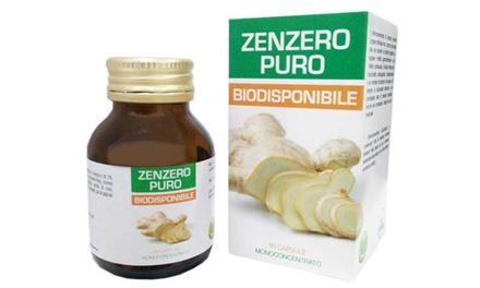 50 o 150 capsule di Zenzero puro