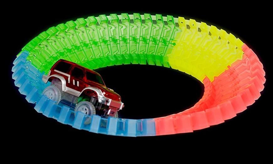 circuits lumineux flexible a construire avec ou sans looping