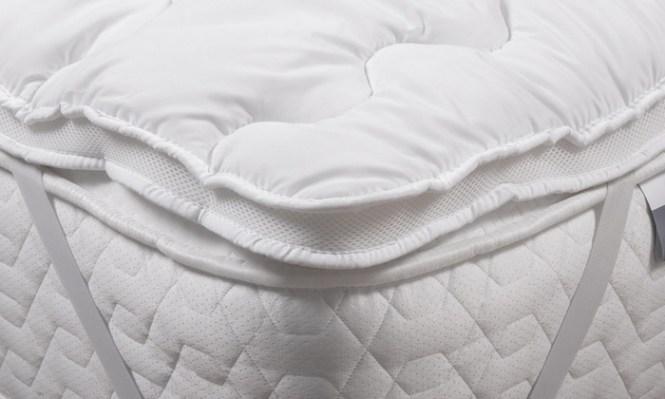 Groupon Goods Global Gmbh Silentnight 5cm Airmax Mattress Topper