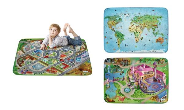 tapis de jeu ultra doux house of kids achoka