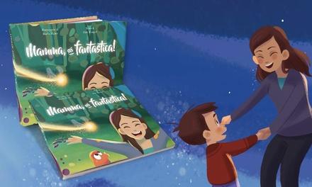 """Libro personalizzato per bambini, """"Mamma, sei fantastica!"""" o Nonna sei fantastica!offerti da Story of My Name"""