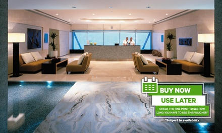 Buy Now Use Later! Spa Treatment with Spa Access at Chi The Spa at Shangri La Dubai (Up to 50% Off)