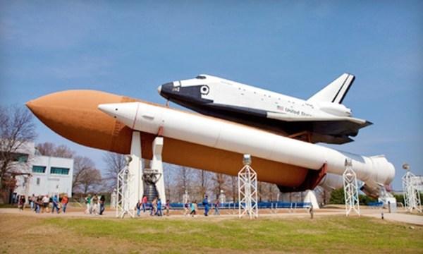 US Space and Rocket Center in Huntsville Alabama Groupon