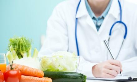 Test kinesiologico per le intolleranze su 100 alimenti, visita e consigli alimentari