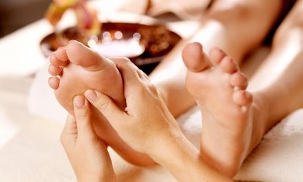 3 sedute di metamorfica del piede e riflessologia con la pranoterapeuta Patrizia Sgargi (sconto fino a 72%)