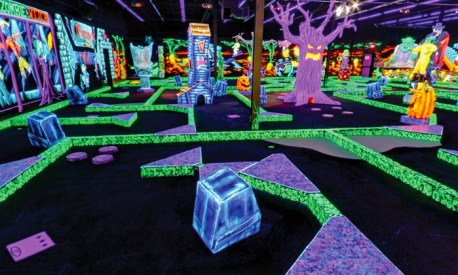 Image result for monster mini golf lafayette