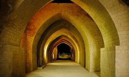 Visita narrata alle grotte Platamoniche e Pizzofalcone