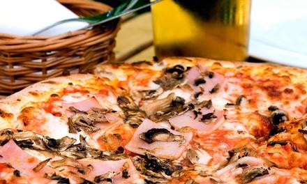 Menu pizza con antipasto indiano, dolce e birra per 2 o 4 persone al ristorante Zavi di Trento (sconto fino a 67%)