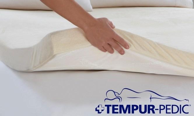 Tempur Pedic Memory Foam Mattress Topper Clearance 1