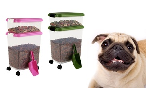 image for IRIS Pet Food Storage Container Set (3-Piece)