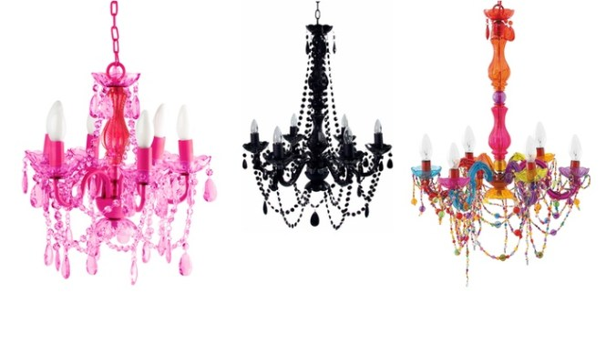 Hiccup Ltd Baroque Inspired Gypsy Chandelier Ceiling Light In Choice Of Style From
