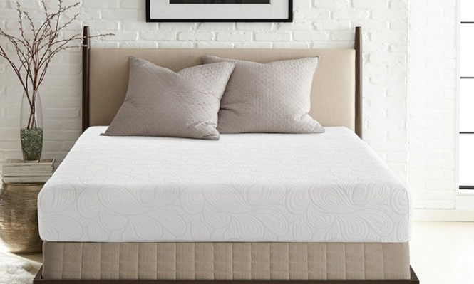 Purasleep Queen Cool Gel Mattress Serenity 10 Memory Foam