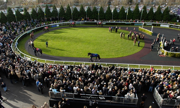 Race Day With Pizza And Drink Kempton Park Racecourse