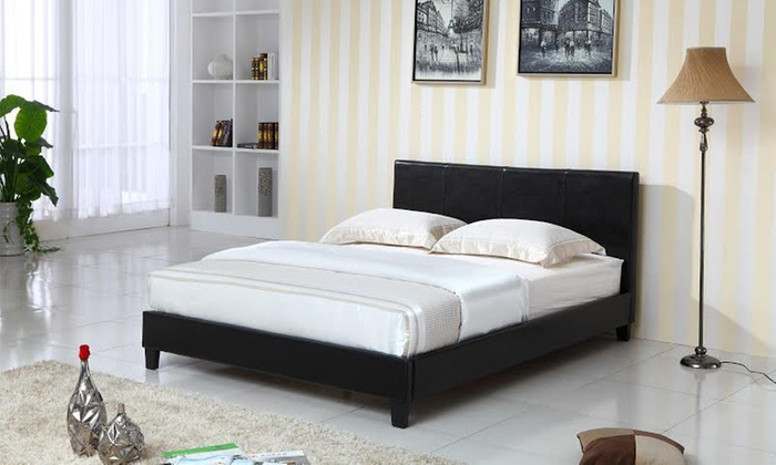 London Bed Frame And Mattress Groupon