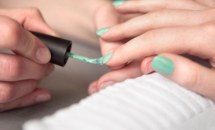 Up to 40% Off Mani-Pedis