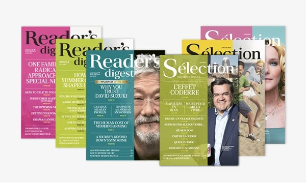Reader's Digest Canada Deal of the Day | Groupon