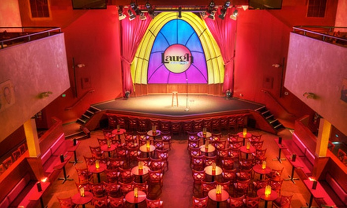 Laugh Factory Groupon Chicago