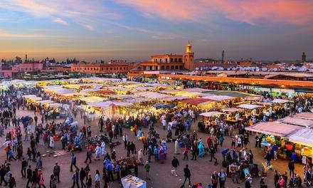 ✈ Marrakech: 3 overnachtingen met ontbijt, transfer & retourvlucht vanaf Amsterdam