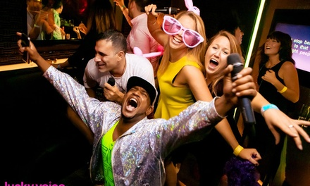 Friday Brunch with Karaoke Access for One or Two at Lucky Voice at 5* Grand Millennium Dubai (Up to 50% Off)