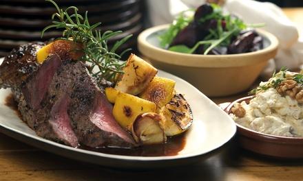 Menu di terra da 3 portate a scelta o 1,2 kg di bistecca con vino allOsteria Il Pentolino (sconto fino a 68%)